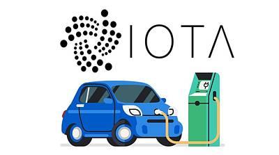 Digital Art - Iota Electric Charger by Britten Adams