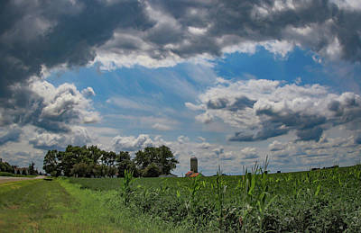 Photograph - Iowa In August by Ray Congrove