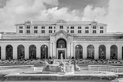 Photograph - Iowa State University Memorial Union by University Icons