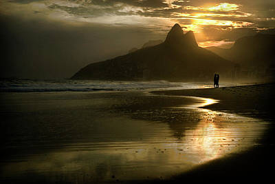 Photograph - Ipanema Com Amor by Colleen Joy