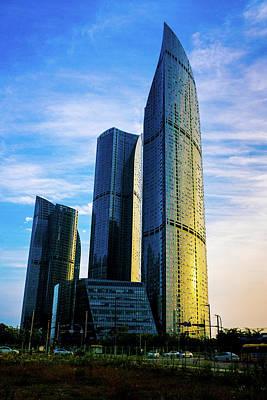 Photograph - iPark Korea by Max Neivandt