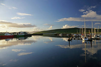 Photograph - Ireland - Dingle Bay Sunrise by Bill Jordan