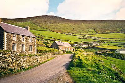 Photograph - Ireland Farmland by Douglas Barnett