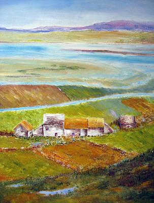 Ireland In Fall Art Print by Lisa Boyd