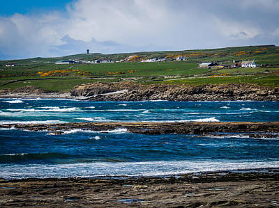 Photograph - Ireland's Wild Atlantic Way Near Liscannor by James Truett