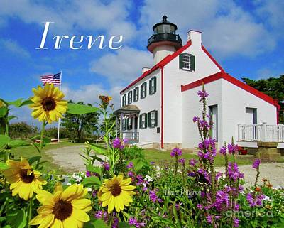 Photograph - Irene by Nancy Patterson
