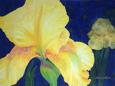 Painting - Iris Miami Beach by Shay Wahl