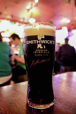 Photograph - Irish Ale by John McArthur