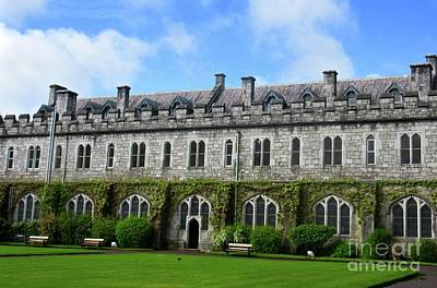 Photograph - Irish Architecture 2 by Crystal Rosene