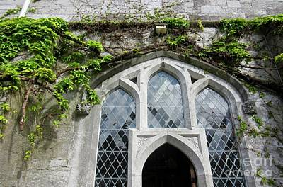 Photograph - Irish Architecture 4 by Crystal Rosene