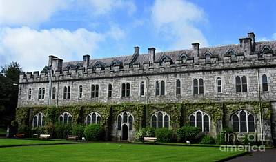Photograph - Irish Architecture by Crystal Rosene