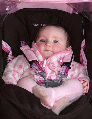 Photograph - Irish Baby by Joel Gilgoff