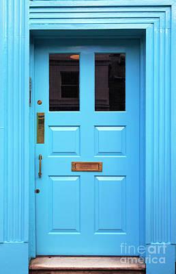 Photograph - Irish Blue by John Rizzuto