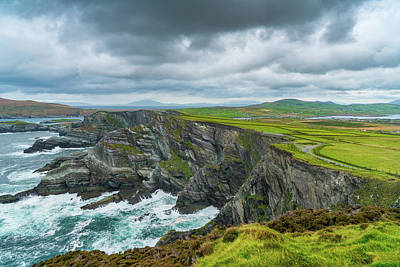 Portmagee Wall Art - Photograph - Irish Celt by Tayne Hunsaker