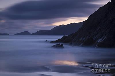 Irish Coastline Art Print by Brian Jannsen