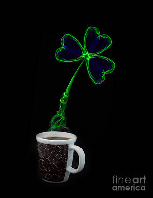 Photograph - Irish Coffee by Roger Monahan