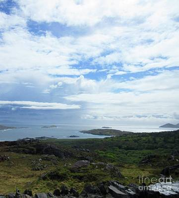 Photograph - Irish Countryside 3 by Crystal Rosene