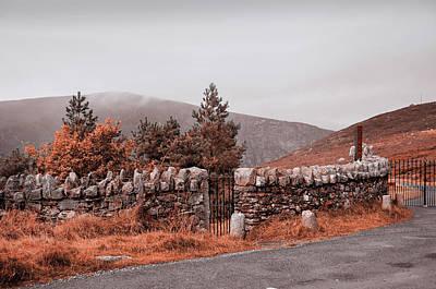 Photograph - Irish Countryside. Wicklow by Jenny Rainbow