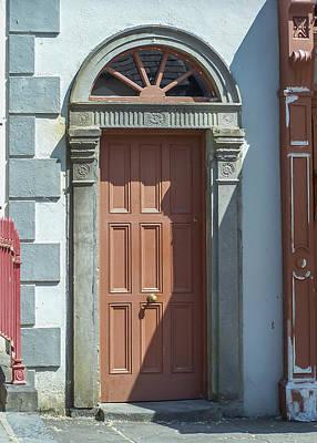 Irish Door Art Print