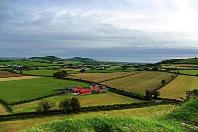 Photograph - Irish Farm by Bill Jordan