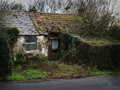 Photograph - Irish Hovel by Tim Nyberg