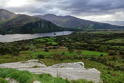 Photograph - Irish Lake by Bill Jordan