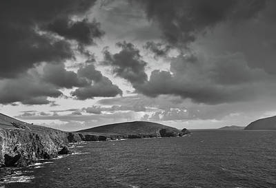 Photograph - Irish Light Bw #f7 by Leif Sohlman