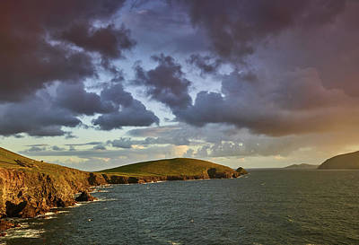 Photograph - Irish Light #f7 by Leif Sohlman