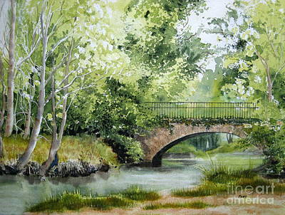 Painting - Irish Overpass by Shirley Braithwaite Hunt