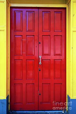 Photograph - Irish Red by John Rizzuto