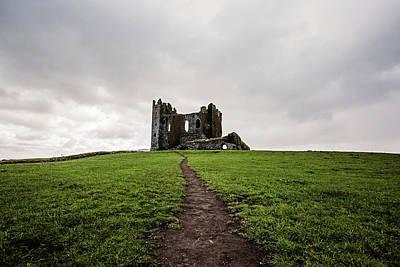Irish Ruins Art Print