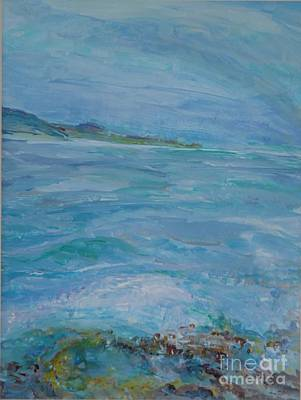 Painting - Irish Sea by Anna Yurasovsky
