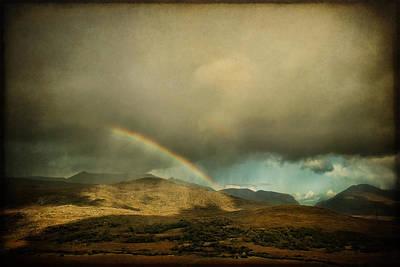 Photograph - Irish Skies IIi by Sharon Johnstone