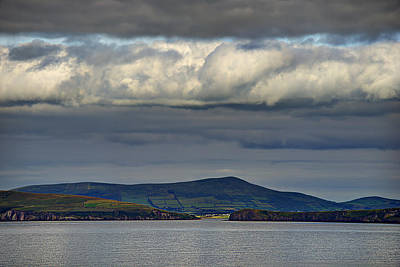 Photograph - Irish Sky - Dingle Bay by Enrico Pelos