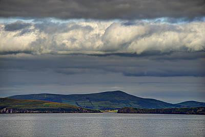 Photograph - Irish Sky - Dingle Bay by Enrico Pelos