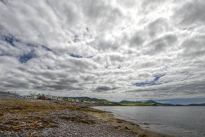 Photograph - Irish Sky - Waterville, Ring Of Kerry by Enrico Pelos