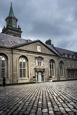 Museum Mixed Media - Irish Style by Svetlana Sewell