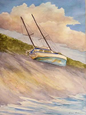 Painting - Irma's Fury by Rosie Brown