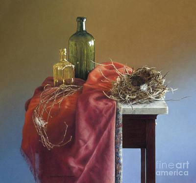 Irma's Nest Original by Barbara Groff