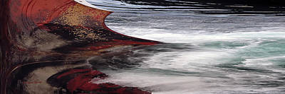 Riverstone Gallery Photograph - Iron Beach by Gregory Steele