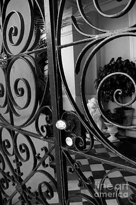Iron Gate Original by Wendy Mogul