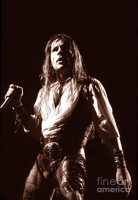 Photograph - Iron Maiden by Chris Walter