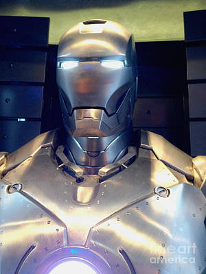 Movie Prop Photograph - Iron Man 1 by Micah May