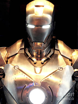 Movie Prop Photograph - Iron Man 11 by Micah May