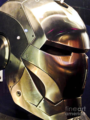 Iron Man 14 Art Print by Micah May