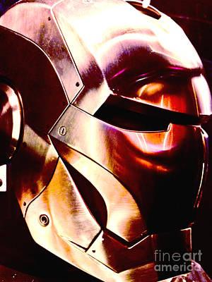 Iron Man 15 Art Print by Micah May