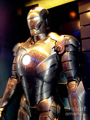 Movie Prop Photograph - Iron Man 2 by Micah May