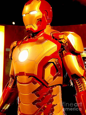 Movie Prop Photograph - Iron Man 6 by Micah May
