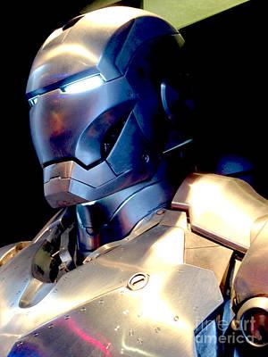 Iron Man 9 Art Print by Micah May