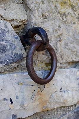 Photograph - Iron Ring 2 by Kerri Mortenson